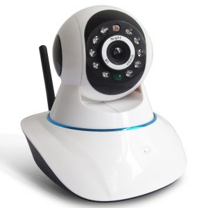 Camera IP Wireless P2P 1.0 WiFi 720p HD