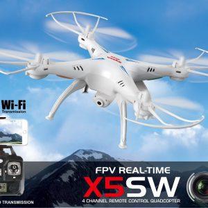 Máy bay điều khiển từ xa Flycam X5SW wifi chính hãng
