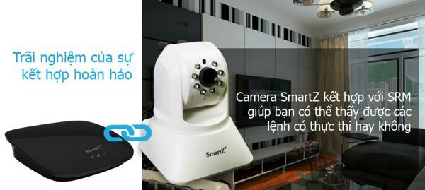 Trung tâm điều khiển thông minh SmartZ SRM