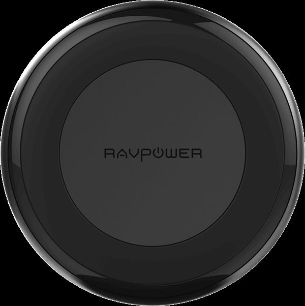 Sạc không dây RAVPower PC058 có MFI cho iPhone 8, 8 Plus, iPhone X
