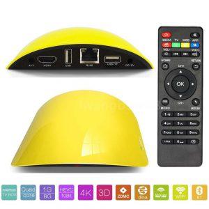 Zidoo X1 II chính hãng - Android TV Box