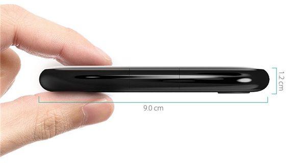 Sạc nhanh không dây Ravpower RP-PC066 cho iPhone và Android Smartphone