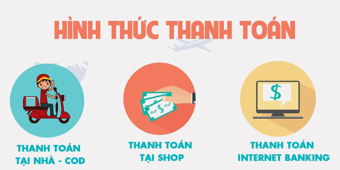 Chính sách thanh toán của Việt Hưng Shop
