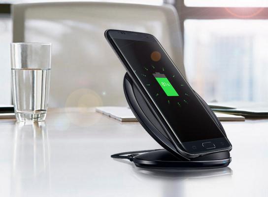 Đế sạc nhanh không dây Samsung Galaxy S7 Edge