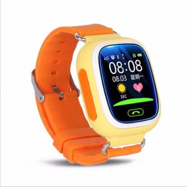 Đồng hồ thông minh định vị chống nước Q90