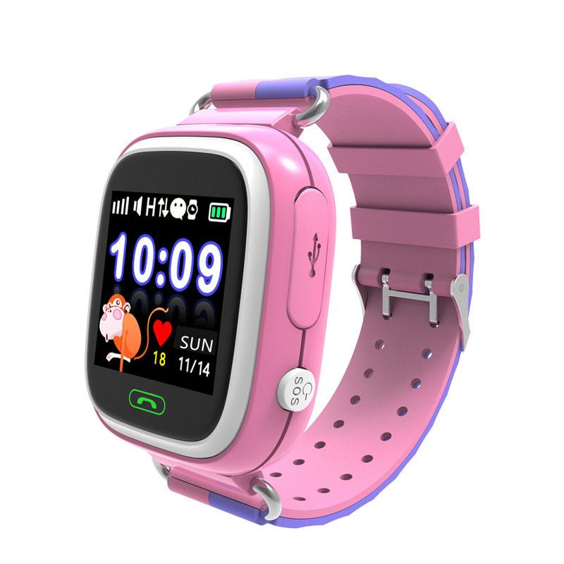 Q90 phiên bản màu hồng cho bé gái