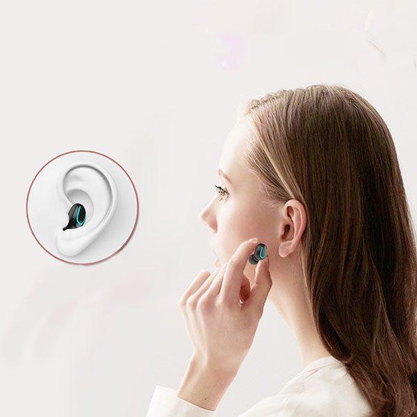 Tai nghe không dây Bluetooth HBQ Q32 giá rẻ
