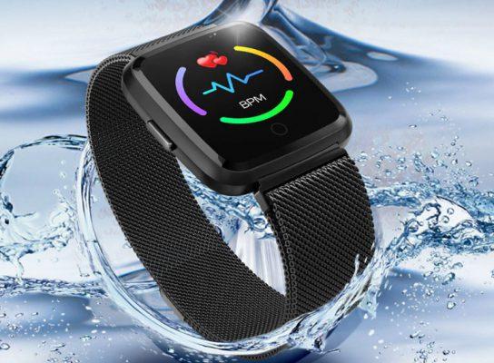 Đồng hồ thông minh chống nước Colmi CY7