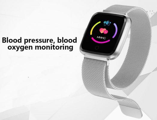 hỗ trợ đo nhịp tim, theo dõi sức khỏe