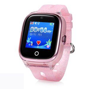 Đồng hồ Wonlex KT01 màu hồng