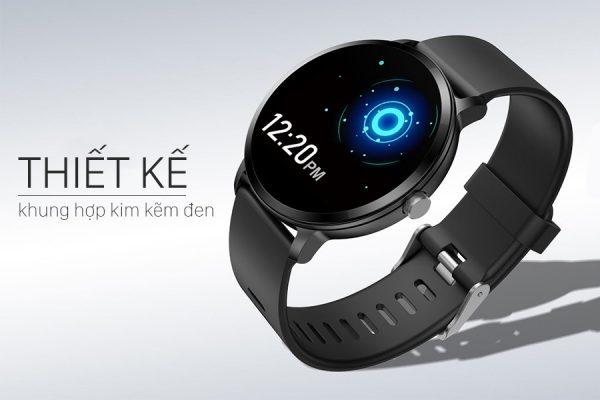 Đồng hồ thông minh thiết kế tinh tế, sang trọng