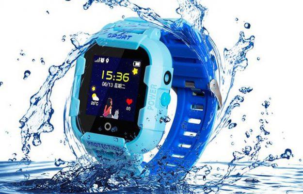 Đồng hồ định vị trè em Wonlex KT03