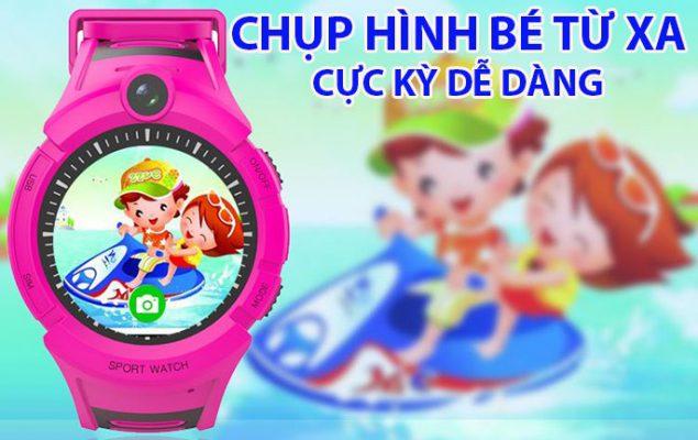 Đồng hồ định vị trẻ em Wonex GW600 (12)