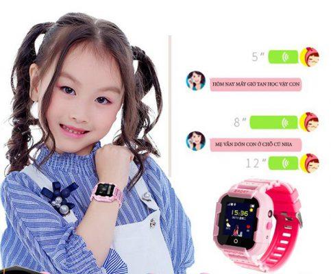 Đồng hồ định vị trẻ em Wonlex KT03