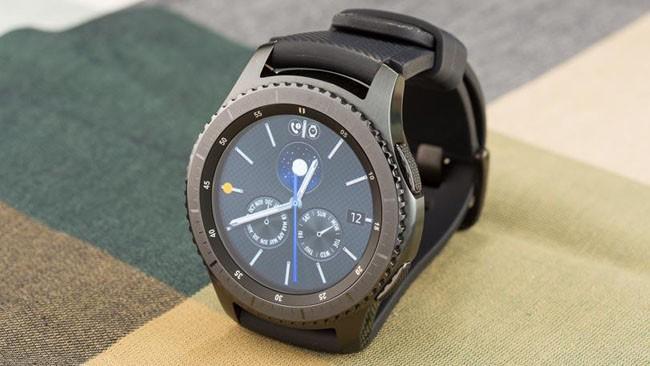 Đồng hồ thông minh chạy bộ Samsung Gear S3
