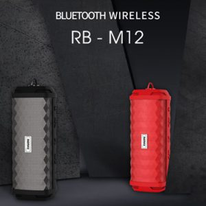 Loa bluetooth Remax RB-M12