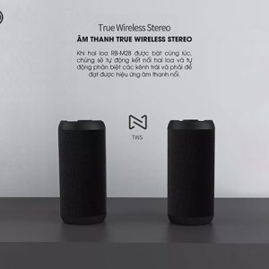 Remax RB-M28 Âm thanh true wireless stereo
