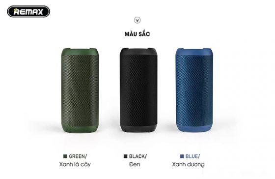 Remax RB-M28 Có 3 màu sắc để chọn lựa