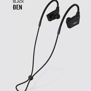 Tai nghe Bluetooth Remax RB - S19 màu đen