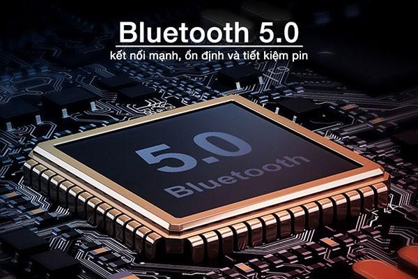 tai nghe bluetooth A6 với Bluetooth 5.0