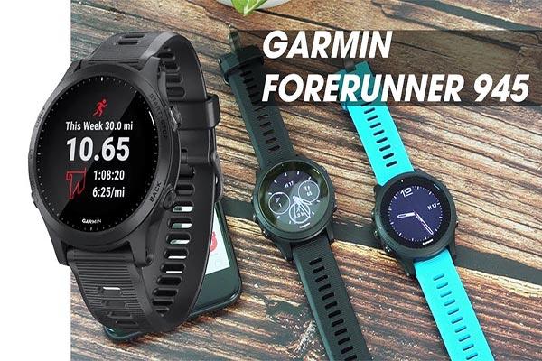 Đồng hồ Garmin Forerunner 945 chính hãng