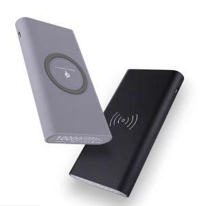 Pin sạc dự phòng không dây Mili Wireless Charging For Qi