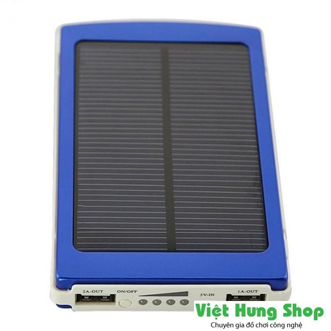 Pin sạc dự phòng Solar Charger 30000mAh