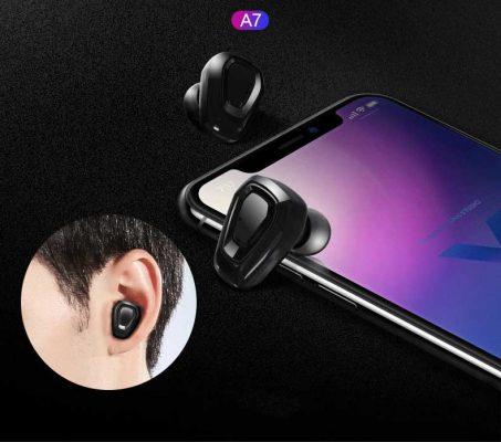 Tai nghe Bluetooth A7 TWS (4)